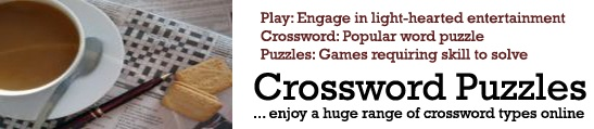 play crosswords online